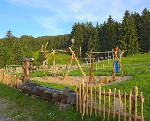 Spielplatz an der Höfle-Alp